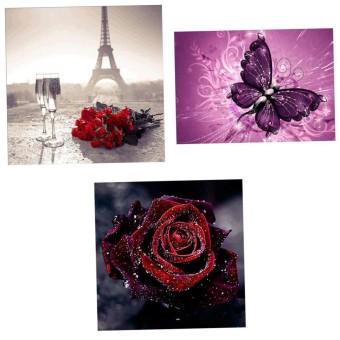 Download 81 Gambar Bunga Mawar Dan Kupu Kupu HD Paling Keren