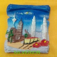 Magnet kulkas Malaysia biru