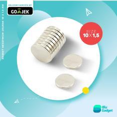Review Magnet Neodymium 10X1 5Mm 50 Pcs Tidak Ada Merk