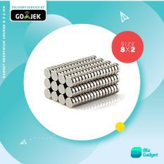 Spesifikasi Magnet Neodymium 8X2Mm 100 Pcs Lengkap