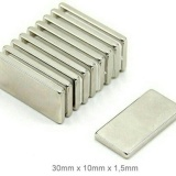 Beli 1 Pack Magnet Neodymium Kotak 30Mm Online Murah