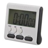 Review Magnetic Besar Lcd Digital Timer Dapur Alarm Jam Vakind Di Tiongkok
