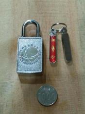 Magnetic Padlock Gembok Magnet 30mm Anti Lock Picking Cairan Kimia Termurah
