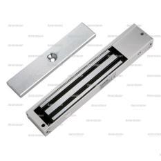 Promo Braket Magnetic Door Pintu Electric Access Control 280Kg 600 Lbs Lampu Led Magnet Kaca Besi Indonesia