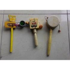 Mainan Anak-Anak Dari Kayu