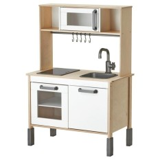 Mainan Anak - IKEA DUKTIG Play Kitchen Set Dapur Masak Koki Cilik