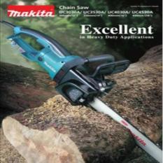 Makita UC3030A Chainsaw Machine Mesin Gergaji Potong Kayu Pohon