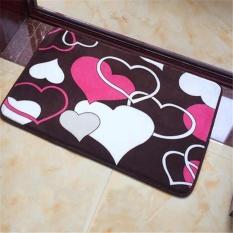 Makiyo 40*60 Cm Mesin Cuci Tebal Antislip Mewah Bedroom Dapur Mandi Living Room Alas (01) -Internasional