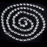 Makiyo Acrylic Crystal Bead Clear Glass Bead Tirai Untuk Rumah Pesta Pernikahan Dekorasi Pohon 1 M Intl Diskon Tiongkok