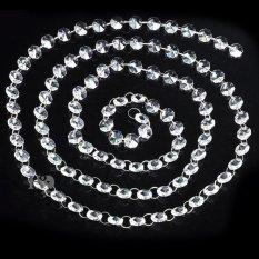 Toko Makiyo Acrylic Crystal Bead Clear Glass Bead Tirai Untuk Rumah Pesta Pernikahan Dekorasi Pohon 1 M Intl Terlengkap Di Tiongkok