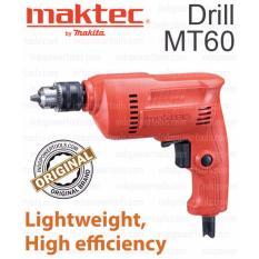 Maktec Mesin Bor Tangan 10mm MT60 (bolak-balik) Garansi resmi