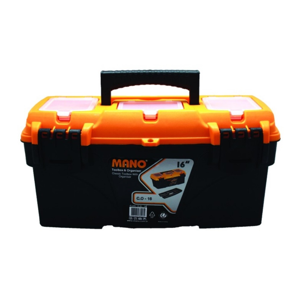 Mano Tool Box 16
