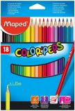 Promo Maped Color Pep S Cardboard Box Set 18 Akhir Tahun