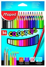 Beli Maped Color Pep S Cardboard Box Set 36 Maped Murah