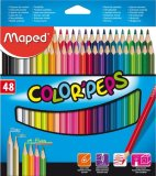 Daftar Harga Maped Color Pep S Cardboard Box Set 48 Maped
