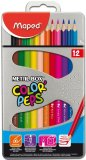 Maped Color Pep S Metal Box Set 12 Murah