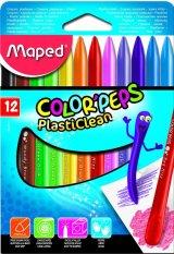 Jual Maped Plastic Clean Set 12 Maped Murah