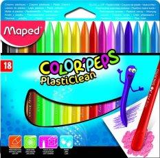Harga Maped Plastic Clean Set 18 Asli