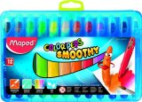 Review Toko Maped Smoothy Crayon