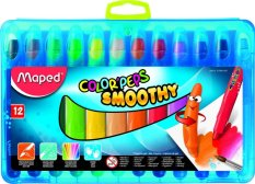 Jual Maped Smoothy Crayon Maped Branded