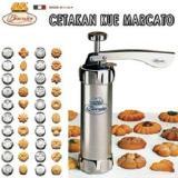 Review Toko Marcato Alat Cetak Biskuit Cetakan Kue Kering Biscuit Cookie Maker 1 Pcs Online