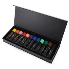 Marco Renoir 2508 12 Warna Rotatable Bisa Dicuci Lukisan Minyak Stick (warna Campuran)-Intl