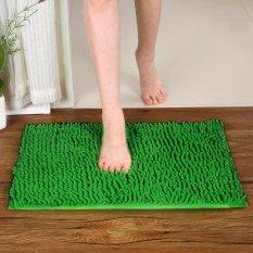 Market Soul Keset Cendol Dof Hijau 40 X 60 Cm Karpet Bulu / Doormat Chenille Green