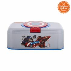 Marvel Captain America Civil War Tissue Dispenser - Merah