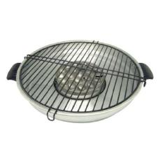 Maspion Fancy Grill Aluminium 33 cm - Silver