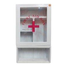 Maspion Kotak Obat - First Aid Box MC-15 Putih
