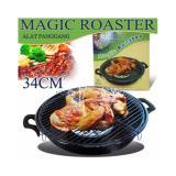 Beli Maspion Magic Roaster Pemanggang Ayam 34Cm Anti Lengket Online Dki Jakarta