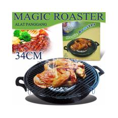 Jual Beli Maspion Magic Roaster Pemanggang Ayam 34Cm Anti Lengket Baru Dki Jakarta