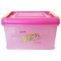 Spesifikasi Maspion Master Box Medium Pink Maspion Terbaru