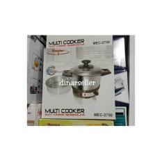 MASPION MEC-2750 / MEC 2750 MULTI COOKER / PANCI LISTRIK SERBAGUNA