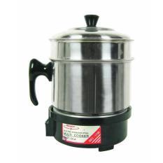 MASPION Multi Cooker Panci Listrik Serbaguna MEC 1750