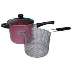 Jual Maspion Multi Fryer Alcor 18Cm Tutup Kaca Murah