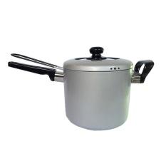 Maspion Multi fryer / Deep Fryer Penggorengan Serbaguna Tutup Kaca 18 cm