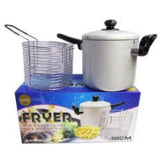 Beli Maspion Multi Fryer Penggorengan Serbaguna 18 Cm Sh Maspion