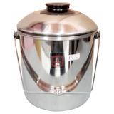 Jual Maspion Rantang Tunggal Single Food Carrier 16Cm Stainless Steel Silver Maspion Original