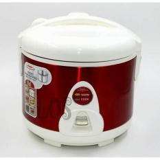 Maspion Rice Cooker Maspion Mrj - 208 Ms - 1.8 L Stainless - Vdy2ub