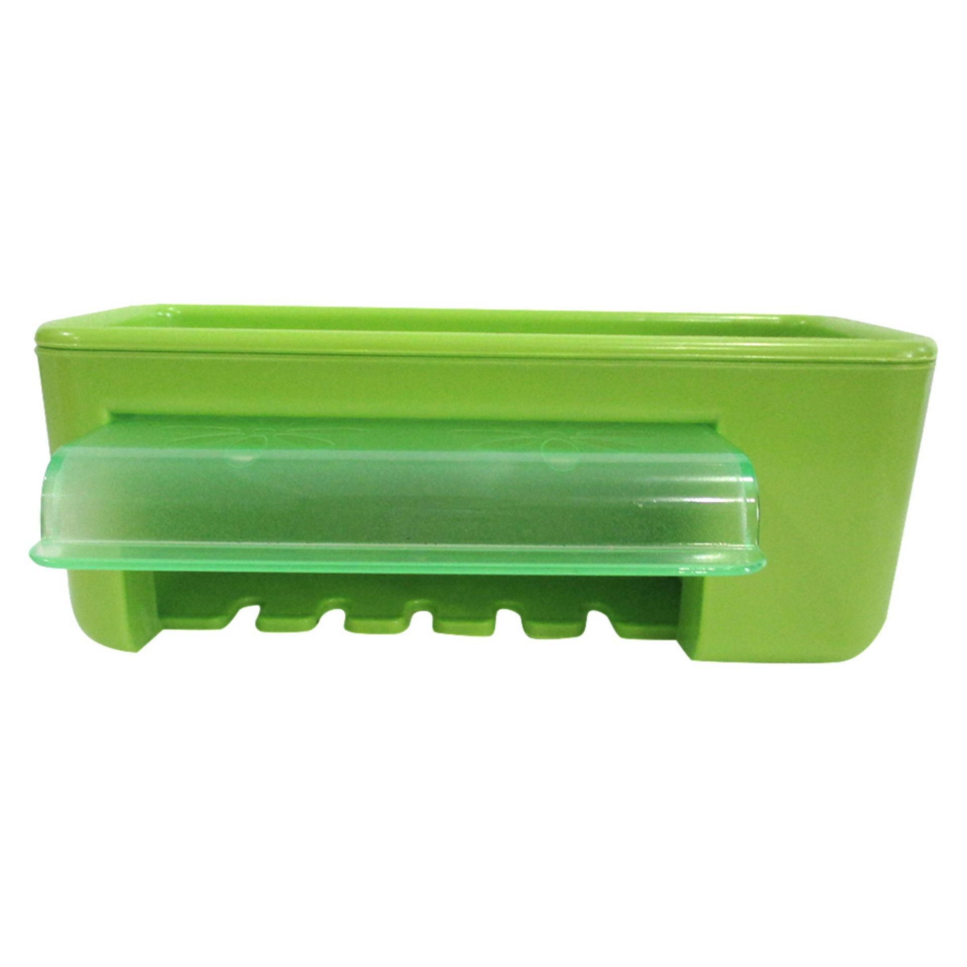 Maspion Tempat Sabun Dan Sikat Gigi / Maspion product / SNI / Tempat Sabun / Perlengkapan Mandi / Sabun Dan Shampoo / Kebersihan
