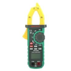 Jual Mastech Ms2109A True Rms Rentang Otomatis Digital Ac Dc Clamp Meter 600A Multimeter Volt Amp Ohm Hz Temp Kapasitansi Tester Ncv Test Internasional Oem Asli