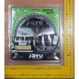 Beli Mata Circular Saw 7 1 4 X 40T Pisau Potong Kayu Ryu 180 X 1 6