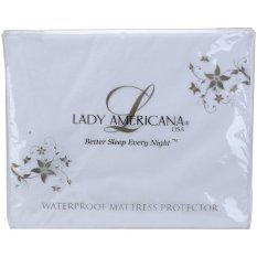Review Matras Protector Lady Americana Uk 120X200 Lady Americana