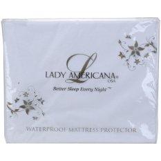 Spesifikasi Matras Protector Lady Americana Uk 180X200 Lady Americana