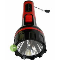 Matsugi MG-8915B Senter 0.5W LED Rechargeable Torch - Black (Red)
