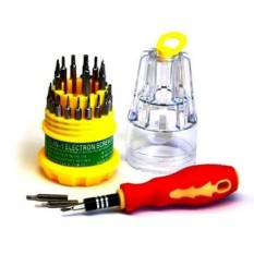 mawar88shop - 31 in 1 Precision Screwdriver Professional Repair Tool Kit - ME-6036 B
