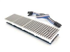 Beli Max7219 Dot Matrix Modul Mikrokontroler 4 Dalam Satu Tampilan With 5 P Line Internasional Seken