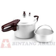 Maxim Presto 4 Liter / Pressure Cooker / Panci Masak Pelunak 20 Cm