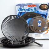 Promo Maxim Wajan Panggangan Ultra Grill 25Cm Teflon Maxim Terbaru